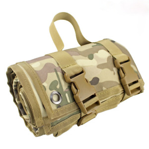 Tactical MOLLE Training Shooter Pad Folded Shooting Mat Range Sniper for Hunting
