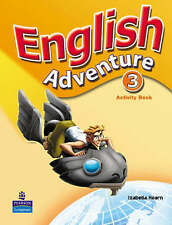 English Adventure Level 3 Activity Book by Izabella Hearn (Paperback, 2005)