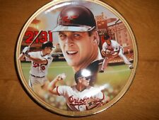 Cal Ripken Jr. Baseball Record Breakers Plate