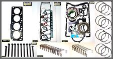 Ford 1.8D/TD/TDDI/TDCI Engine Kit with Piston Rings at Standard