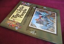 The LITTLE People ~ John Patience. A Book of Fairies, Elves and Dwarfs. in MELB!
