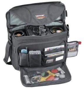 Tamrac 5618 Black Turbo CyberPro Photo/Laptop Briefcase (Black)