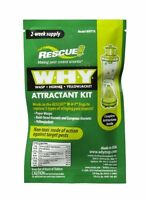 Rescue - WHY Trap Wasp, Hornet, Yellow Jacket Non-Toxic Attractant Refill (2 Wk)