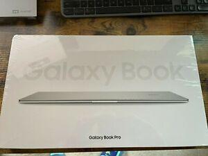 Samsung Galaxy Book Pro Intel EVO Laptop NEW SEALED 930XDB-KE2 AMOLED i5 Iris XE