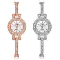 Fashion Ladies Women Stainless Luxury Bracelet Quartz Wrist Watch Analog Watches