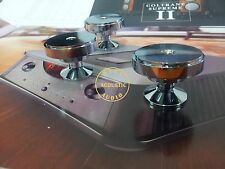 3Set Brass Speaker Stand Spike CD Amplifier Isolation Cone Feet Base