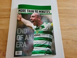 More Than 90 Mins Issue 115 Celtic Fanzine Latest Issue