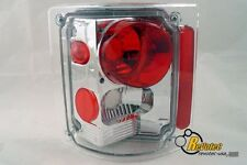 73-87 Chevy CK Pickup Truck Suburban Euro Clear Tail Lights Lamps 1 Pair