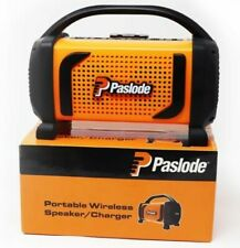 Paslode lithium charger Bleutooth Speaker