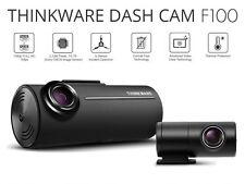 Thinkware F100 Front & Rear Dash Cam With Impact G Sensor 1080p PLUG & PLAY