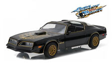 1:24 Greenlight - Smokey & The Bandit 1977 Pontiac Trans Am