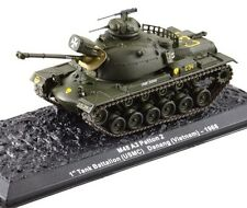 M48 A3 Patton 2 1st Tank Battalion (USMC) Danang Vietnam 1968 New 1:72 Scale