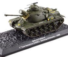 M48 A3 Patton 2 1st Tank Battalion (USMC) Danang Vietnam 1968 New 1:72 Scale