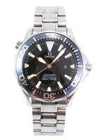 OMEGA Seamaster Professional 300m Full Size Quartz Date Watch 2264.50 w/Box