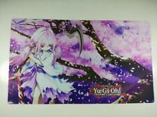 Ghost Reaper & Winter Cherries YuGiOh Playmat YUGIOH MAT free shipping
