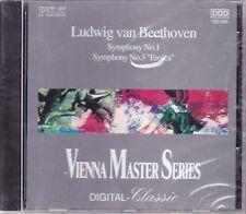 Beethoven - Symphony no. 1 & Symphony no. 3 Eroica