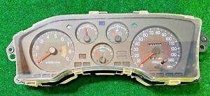 MB680683 1992 Eagle Talon Mitsubishi Eclipse Instrument Cluster