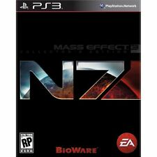 Mass Effect 3 - Collector's Edition [PlayStation 3 PS3, SciFi Action RPG] NEW