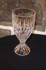 Mikasa Horizon cut Ice Tea glass 7 in   fine crystal  Free Ship!!