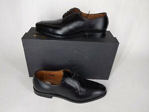 Brand New Allen Edmonds Delray Split Toe Oxford Black Size 9 A Dress Shoes $395