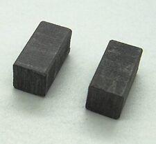 BLACK & DECKER 2x SPAZZOLE CARBONCINI TAGLIABORDI GL20 GL220 GL225 GL30 GL420 GL