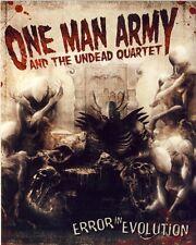 One Man Army - Error - Aufkleber - Sticker - Neu