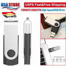 128GB 512GB 2TB USB 3.0 Flash Drive Memory Stick Pen Pen Drive Thumb Drive USA