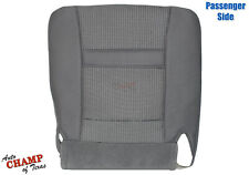 2006-2009 Dodge Ram 2500 3500 SLT -Passenger Side Bottom Cloth Seat Cover Gray