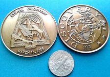 JOSEPH ACABA Hatillo Puerto Rico ASTRONAUTA NASA Medalla Space Shuttle DISCOVERY