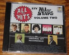 ALL THE HITS BY ALL THE STARS VOLUME 2 LIBERTY BELL BRAND NEW 25 GREAT SONGS