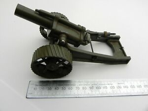 """BRITAINS 18"""" HOWITZER (Mounted for Field Service) 170 mms x 100 mms"""