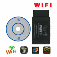 ELM327 WIFI OBDII OBD2 Car Auto Diagnostic Scanner Scan Tool For iOS Android New