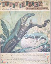 TUTTE LE FIABE DELLA NONNA -LA LUCERTOLA-RIVISTA DEL 1964-ANNO 2 N.67