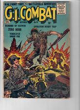 G.I. COMBAT #30 - Grade 4.0 - Golden Age war front battlefield adventures!