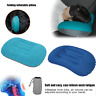 Folding Casual Inflatable Air Pillow Cushion Camping Travel Airplane Hiking Rest