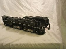 MTH Chesapeake and Ohio 1604 O Gauge Allegheny Steam Engine and Tender