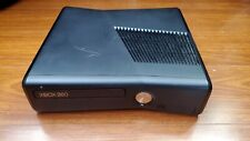 Microsoft Xbox 360 S Slim 4GB Matte Black Model 1439 Console Only Tested Working
