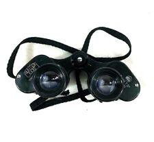 New listing Vintage Hunter Binoculars 8 x 30 Coated Optics Made in Japan w/ Case