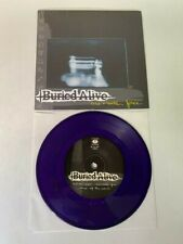 "BURIED ALIVE SIX MONTH FACE 7"" RECORD PURPLE VINYL 1ST PRESS"