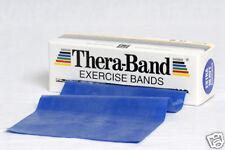 Thera-Band blau 5,5 Meter-Rolle Theraband, NEU