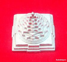 Shri Yantra / Meru Shree Yantra - Made in Pure Parad - 275 gm
