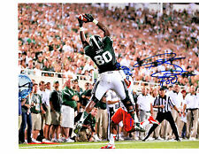 Dion Sims auto signed football photo Michigan State Spartans Big catch