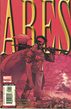 ARES #1-5 (VF/NM 1st prints) (Complete Mini Series) Marvel Comics