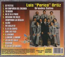 RARE salsa CD LUIS PERICO ORTIZ de patitas MI COMPANERA DE CHILINGUIN isleño