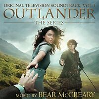 Bear McCreary - Outlander Season 1 Vol 1 (Original Television Soundtrack) [CD]