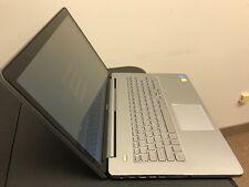 DELL Laptop Inspiron 17 i7737T-4994sLV Silver Aluminum design I7/16gb/1tb/Win 10