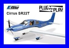 Eflite E-flite Cirrus SR22T 1.5M PNP Plug In Play Park Flyer RC Airplane EFL5975