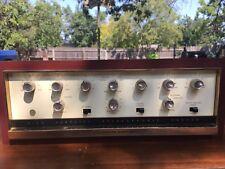 VINTAGE STROMBERG CARLSON  ASR-433 STEREO TUBE AMP AMPLIFIER 12 Watts/Channel