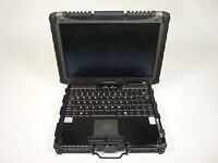 """Getac V100 Rugged 12"""" 2-in-1 Laptop Tablet Core 2 Duo 1.2GHz 2GB 0HD Boots"""