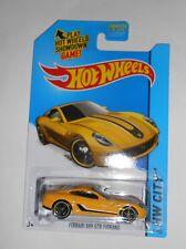 HOT WHEELS FERRARI 599 GTB FIORANO HW CITY 21/250